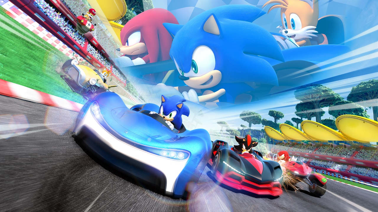 Photo of Team Sonic Racing – Live-Action-Trailer zum Release