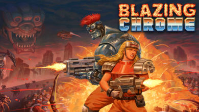 Blazing Chrome
