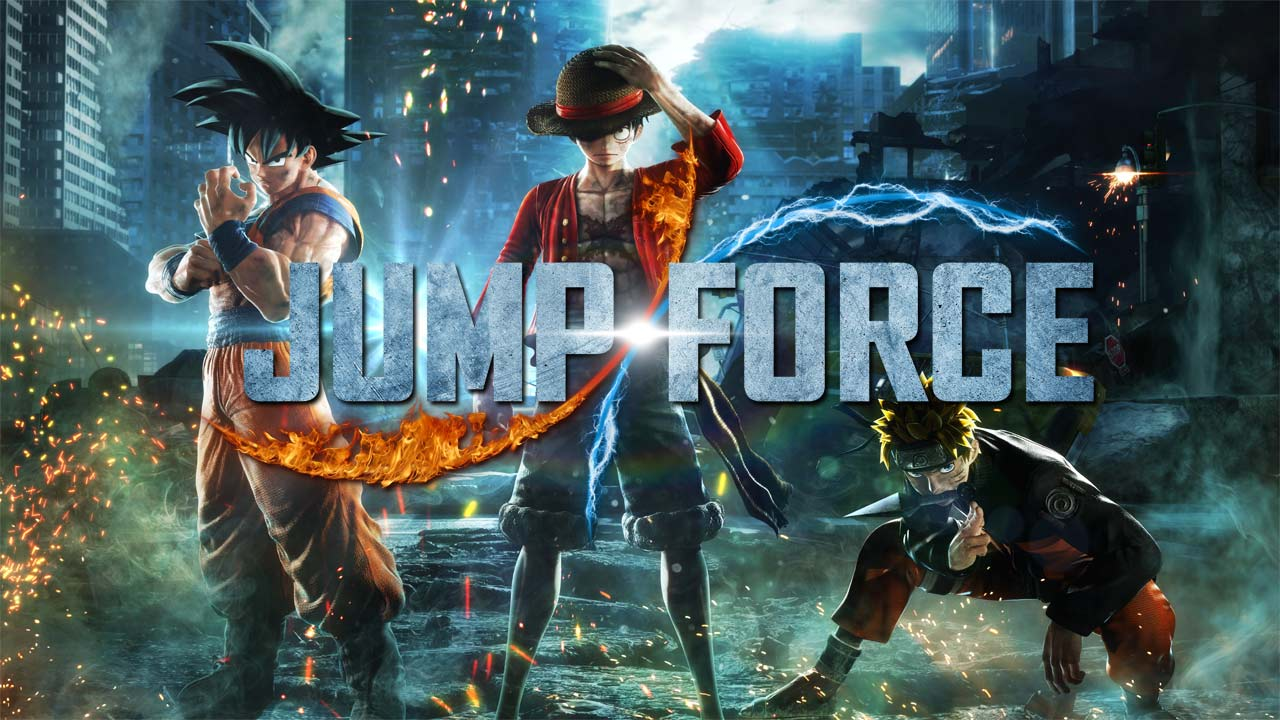 Photo of Jump Force – Release-Termin für Nintendo Switch