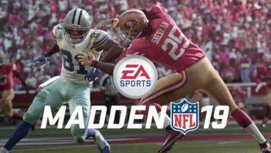 MADDEN NFL 19