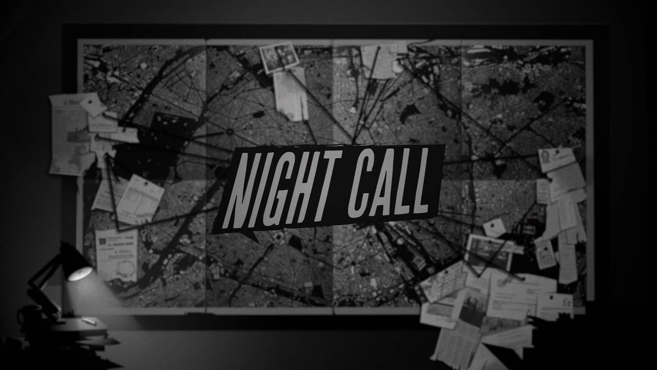 Photo of Night Call – Adventure im Noir-Grafikstil erscheint Anfang 2019