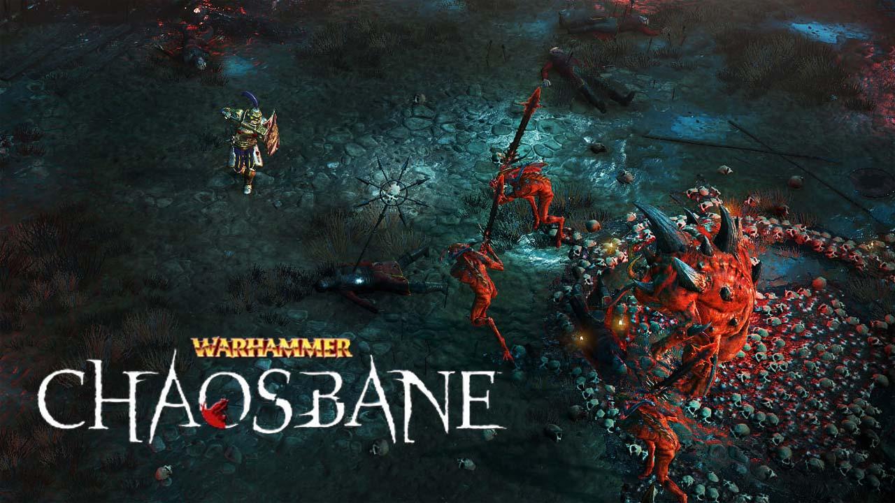 Bild von Warhammer: Chaosbane – Launch-Trailer des Action-RPG