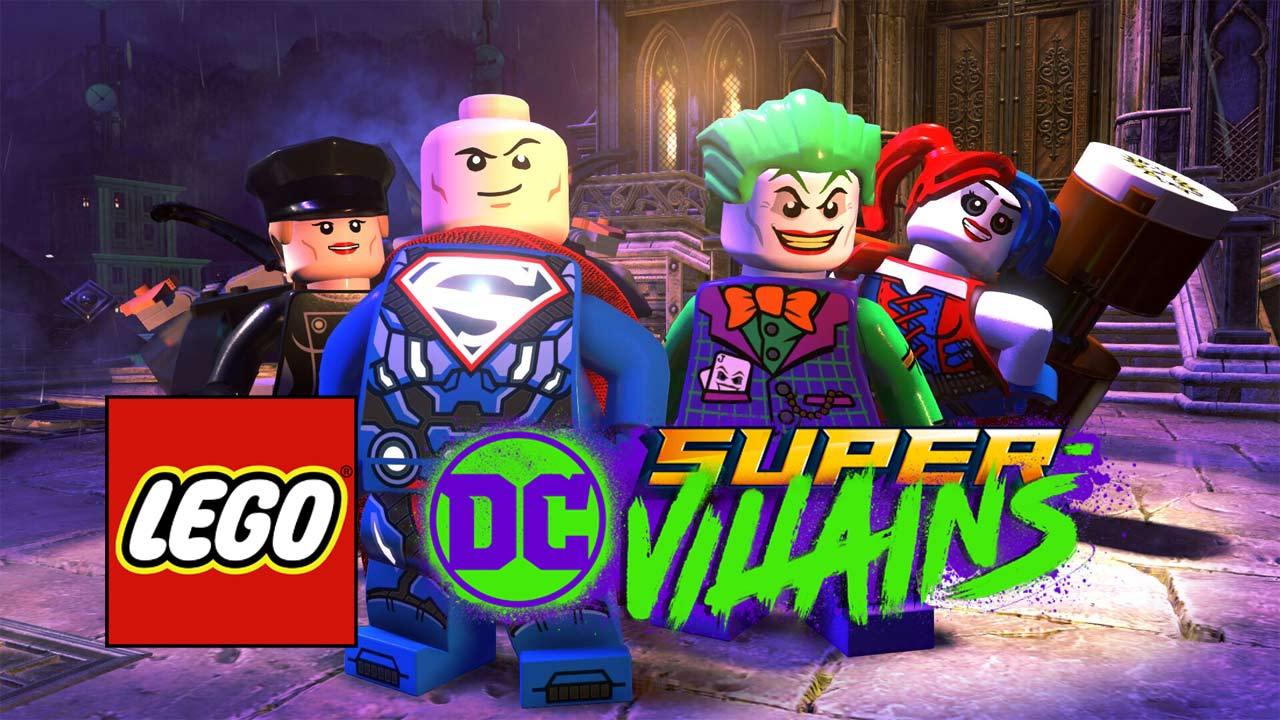 Bild von LEGO DC Super-Villains – Warner Bros. kündigt Season Pass an