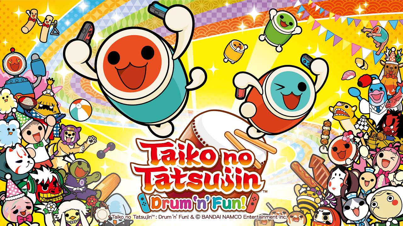 Photo of Taiko no Tatsujin – Das Rhythmus-Spiel erscheint für PS4 und Nintendo Switch