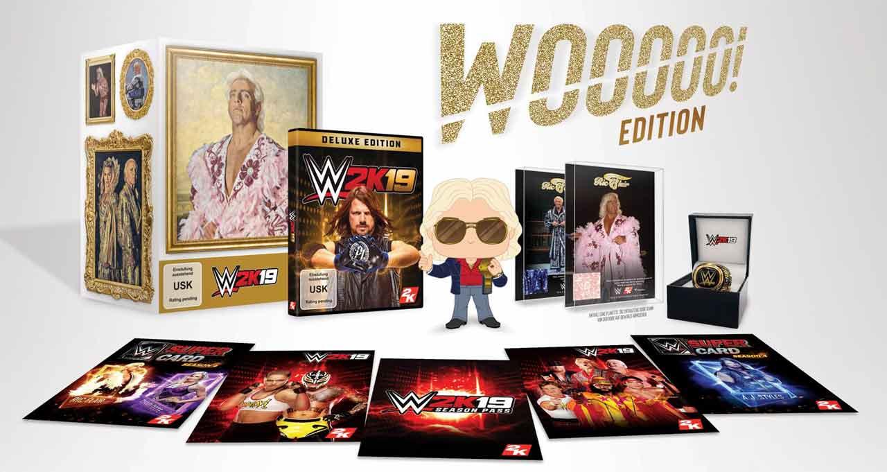 WWE 2K19 - Wooooo! Edition