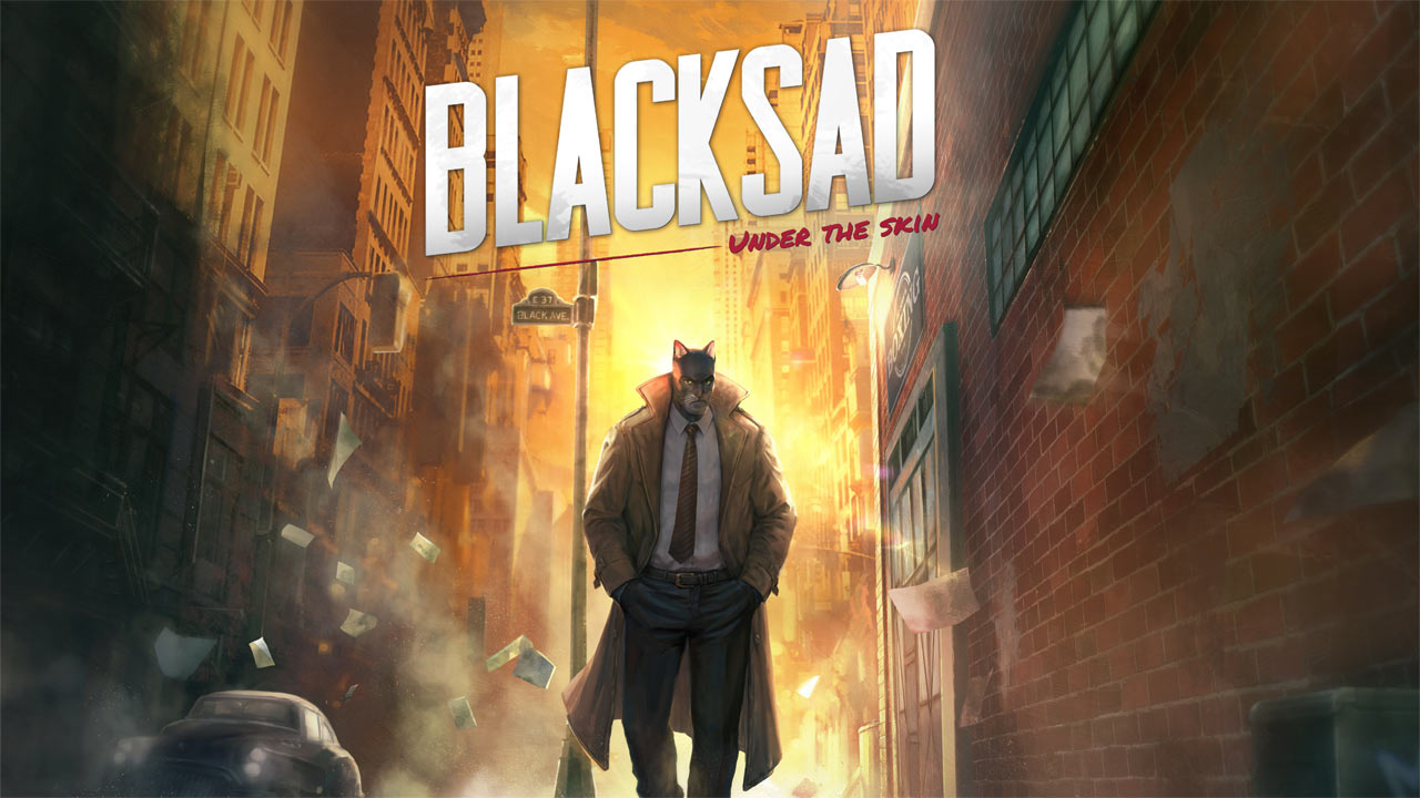 Photo of Blacksad: Under the Skin – Launch-Trailer leitet Ermittlung ein