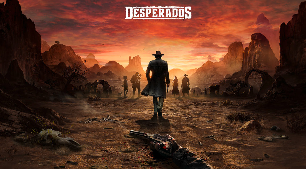 Photo of Desperados III – Neuer Trailer und spielbare Demo-Version