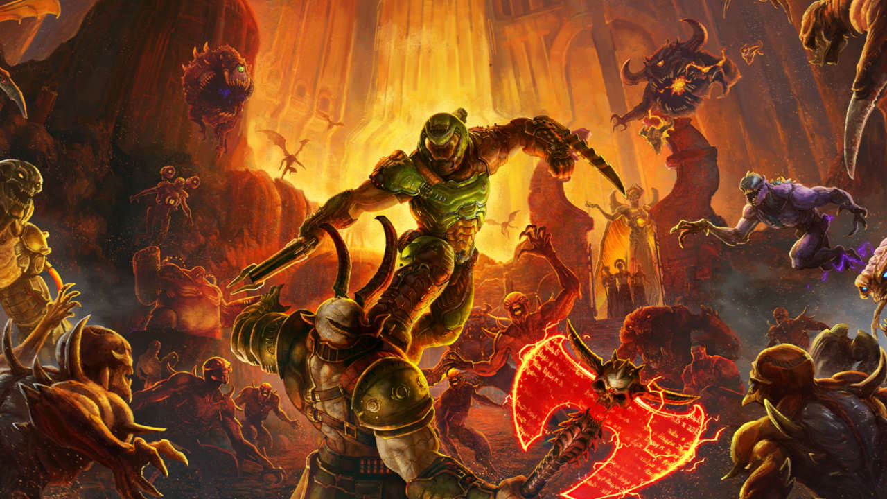 Photo of DOOM Eternal – Ein neuer Gameplay-Trailer