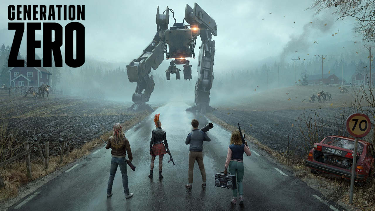 Bild von Generation Zero – Ein neuer Trailer gewährt einen Überblick über das Spiel