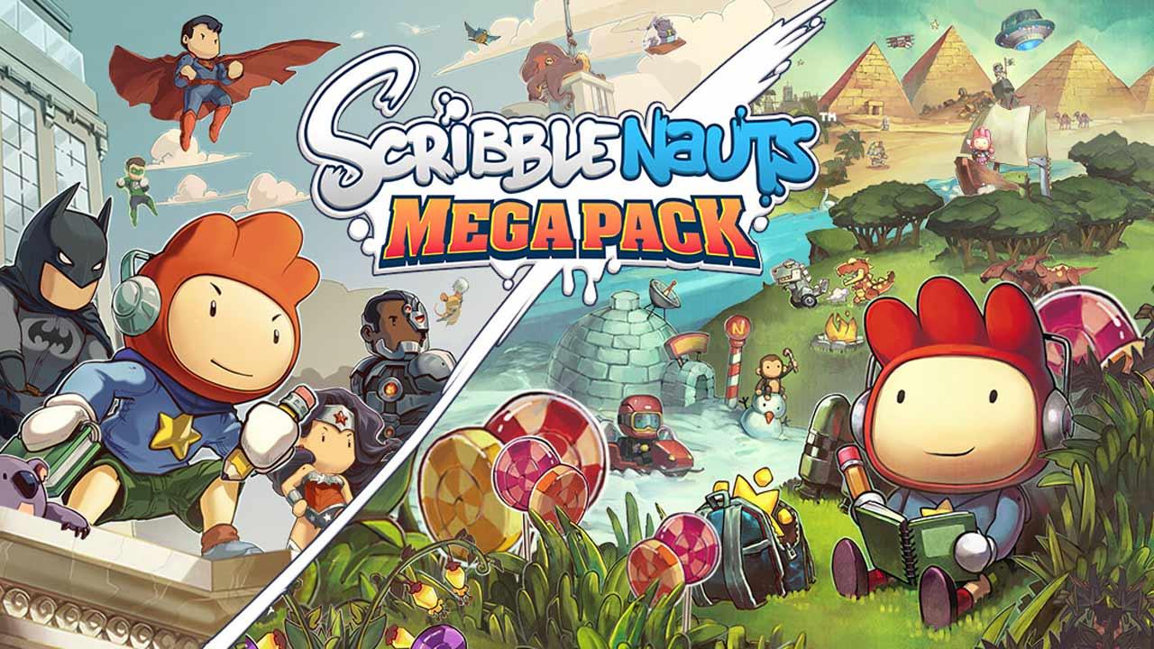 Scribblenauts Mega-Pack