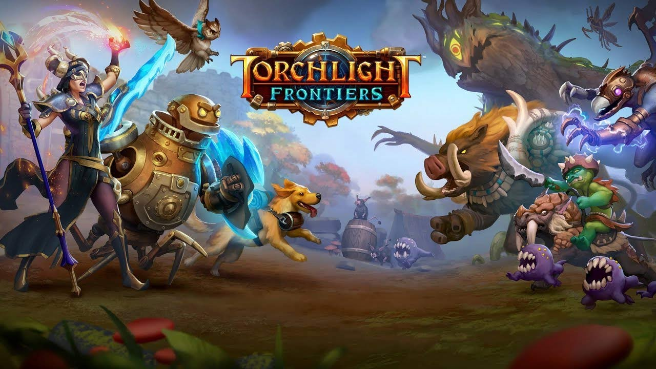 Photo of Torchlight Frontiers – Shared-World-Action-RPG für PC und Konsolen angekündigt