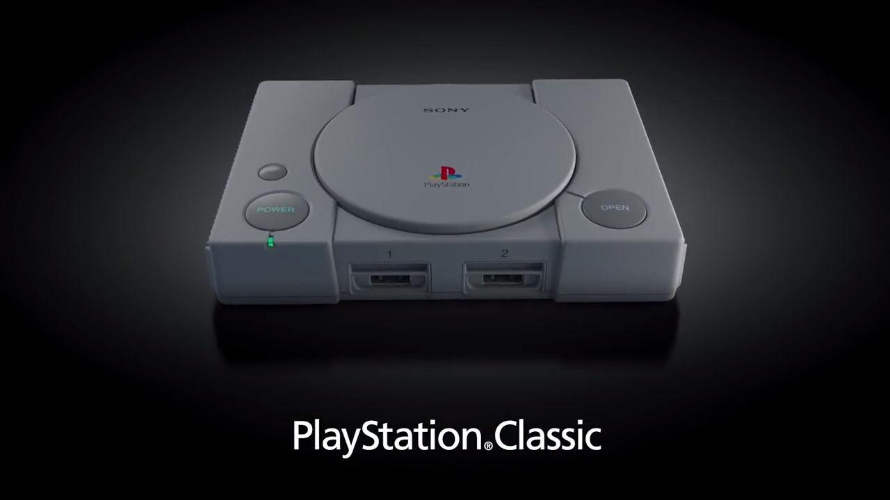 Bild von PlayStation Classic – Sony enthüllt die 20 vorinstallierten Spiele