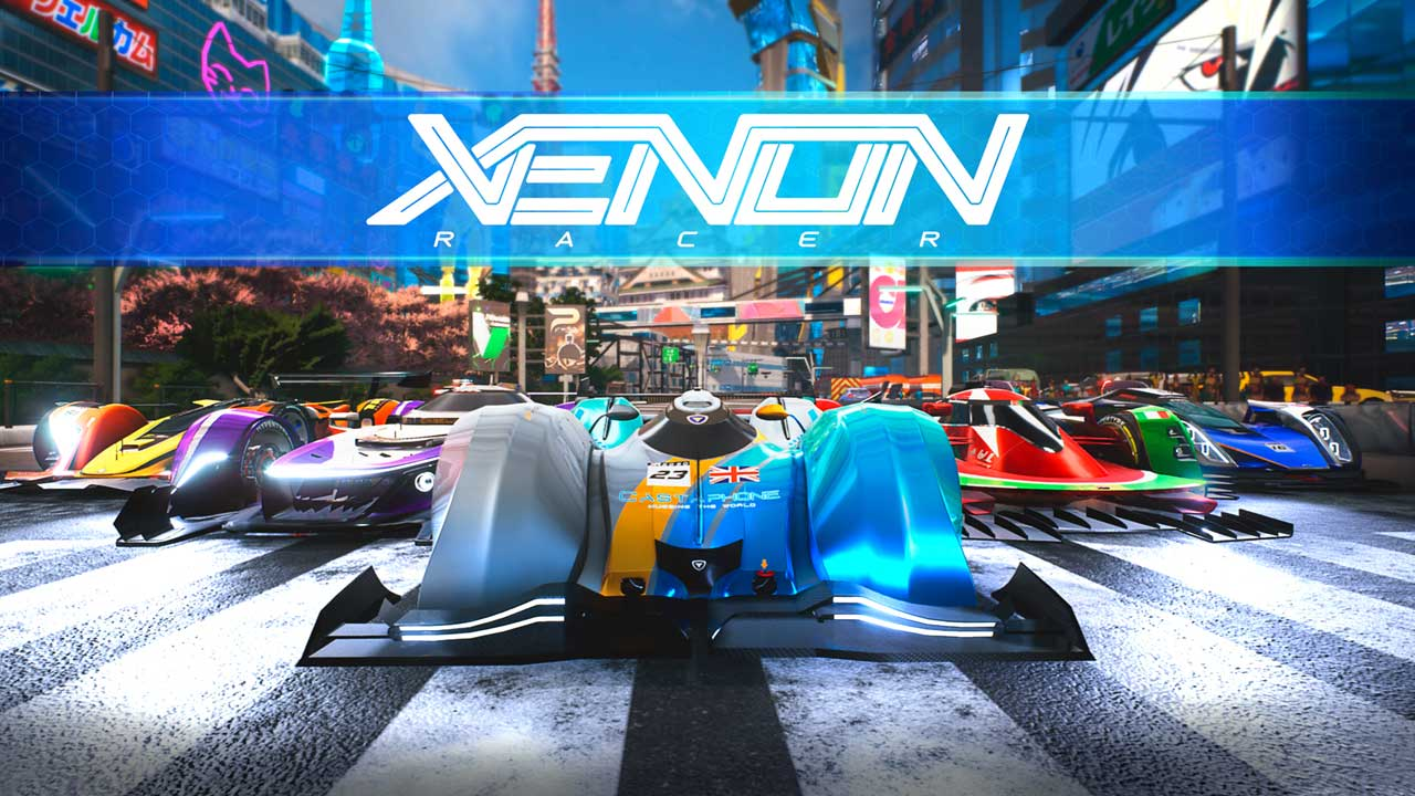 Bild von Xenon Racer – Sci-Fi-Rennspiel für Switch, PS4, Xbox One und PC