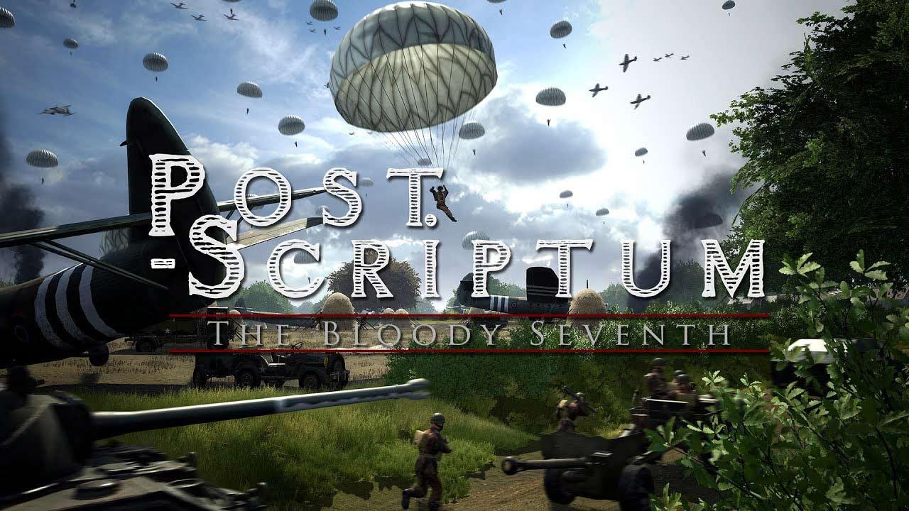 Photo of Post Scriptum – US Airborn Update, kostenloses Wochenende