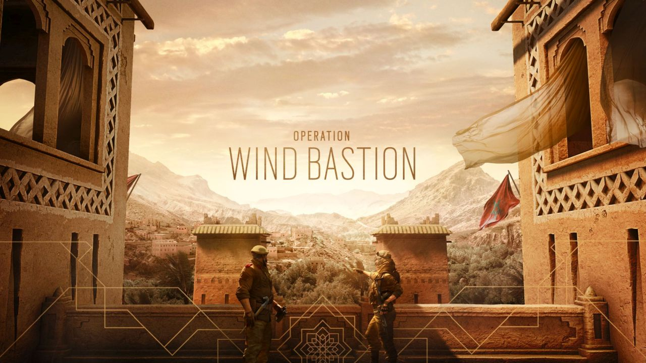 Rainbow Six: Siege - Season 4 - Operation Wind Bastion