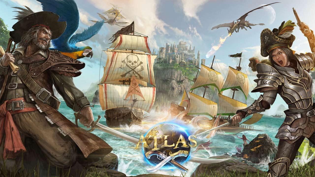 Bild von Atlas – Piraten Survival MMO geht nächste Woche in den Early Access