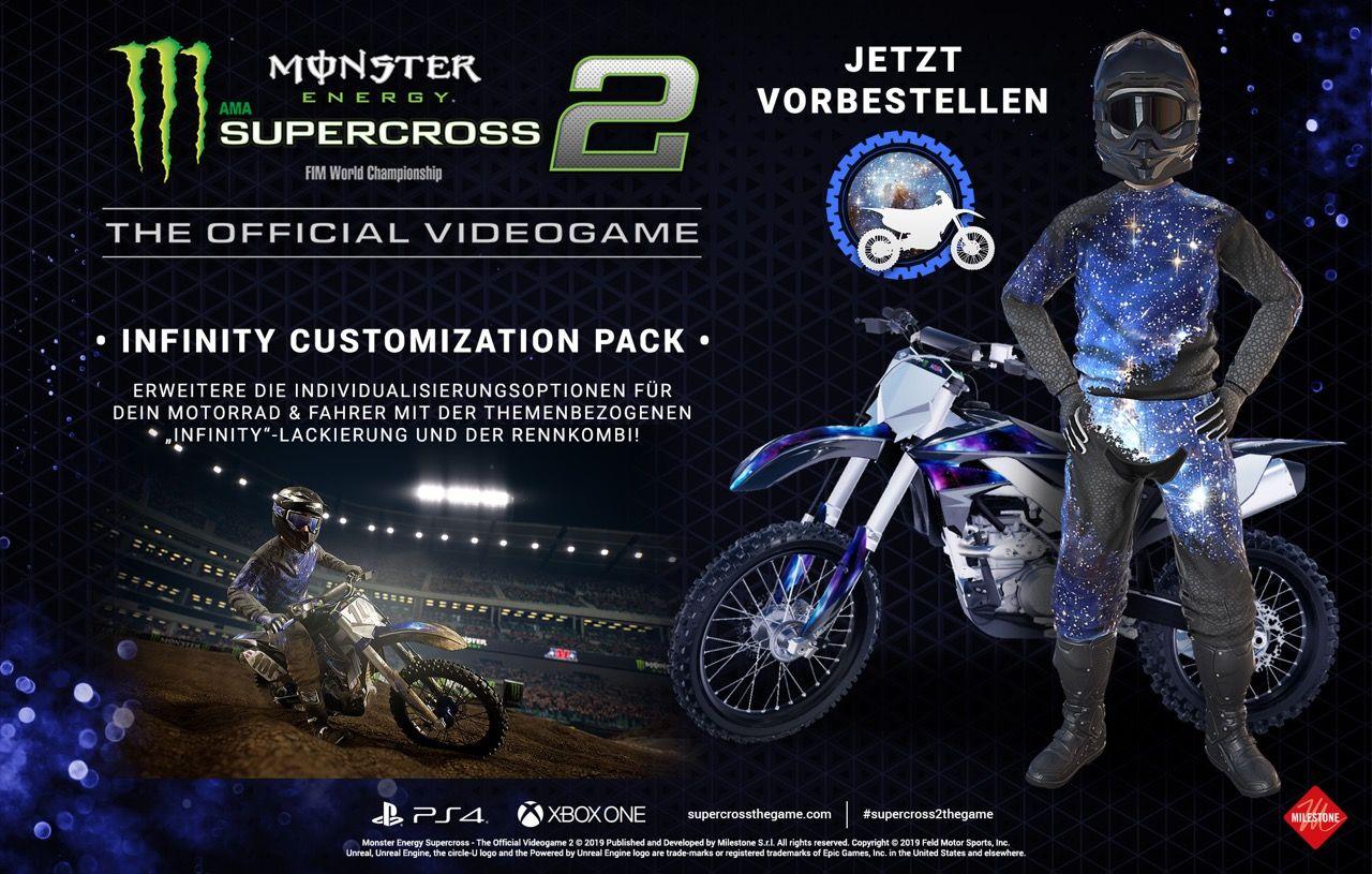 Monster Energy Supercross - The Official Videogame 2 Preorder Bonus