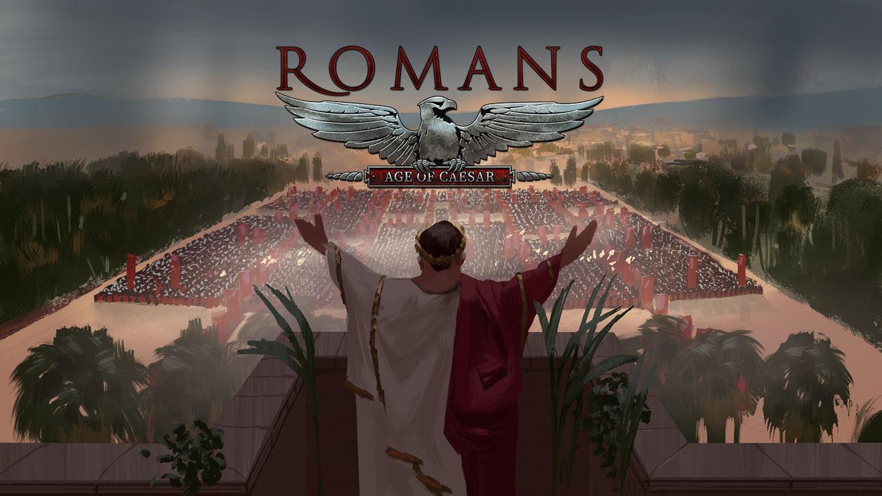 Bild von Romans: Age of Caesar – Koop Strategie-MMO angekündigt
