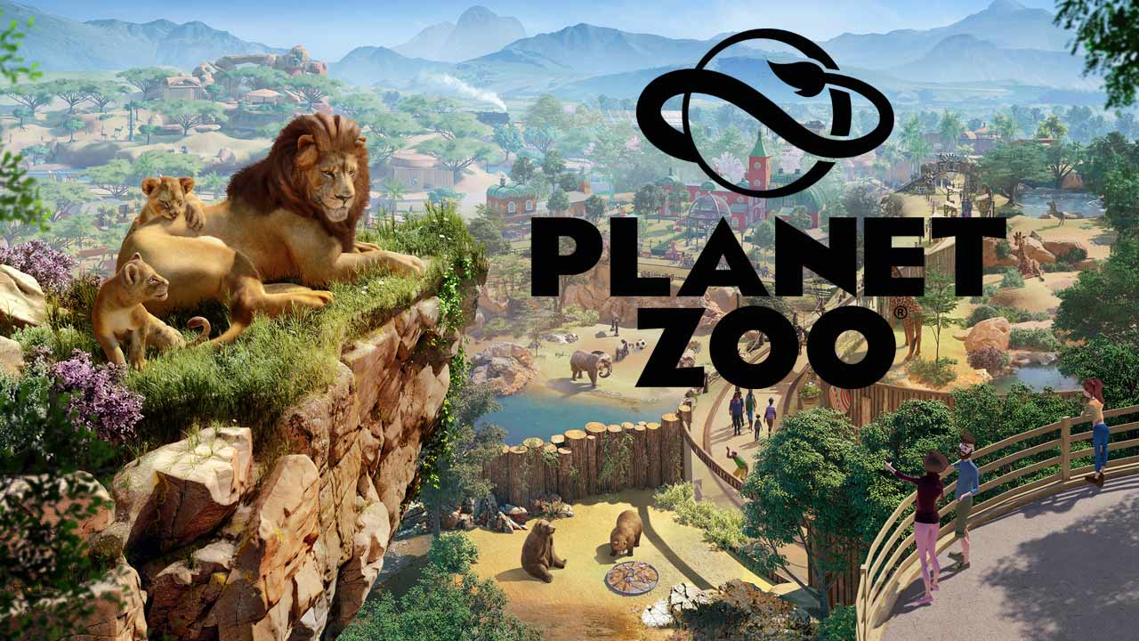 Bild von Planet Zoo – Gameplay-Video zeigt Savannen-Biom