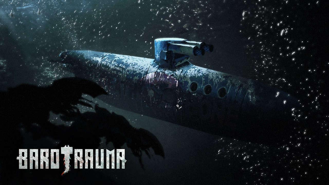 """Bild von Barotrauma – Update """"The Beasts Within"""" taucht heute auf"""