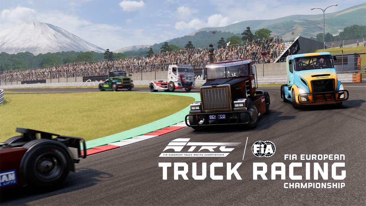 Bild von FIA European Truck Racing Championship – Release-Termin und Trailer