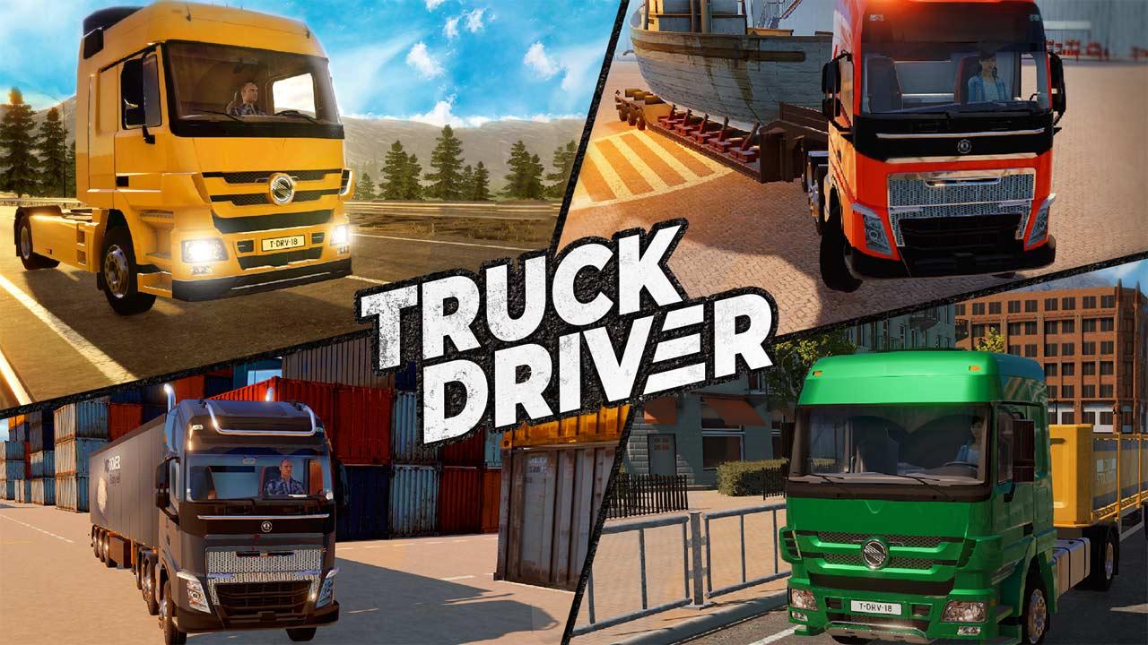 Bild von Truck Driver – Nintendo Switch-Version hat einen Release-Termin