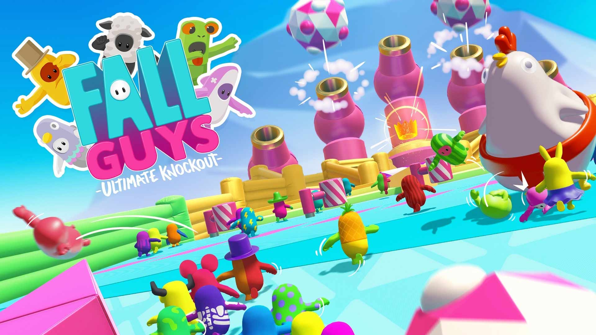 Photo of Fall Guys: Ultimate Knockout – Release-Termin und neuer Trailer