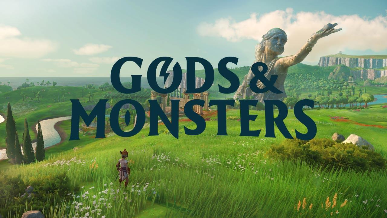 Photo of Gods & Monsters – Malerisches Fantasy-Abenteuer angekündigt