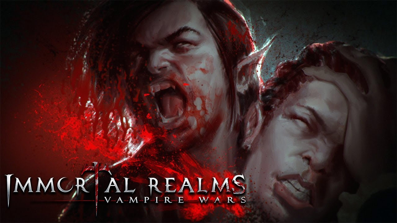 Photo of Immortal Realms: Vampire Wars – Release-Termin für PC und Konsolen