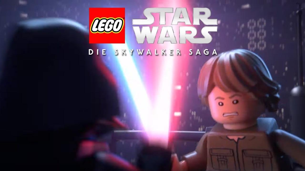 Bild von LEGO Star Wars: Die Skywalker Saga – Neuer Gameplay-Trailer