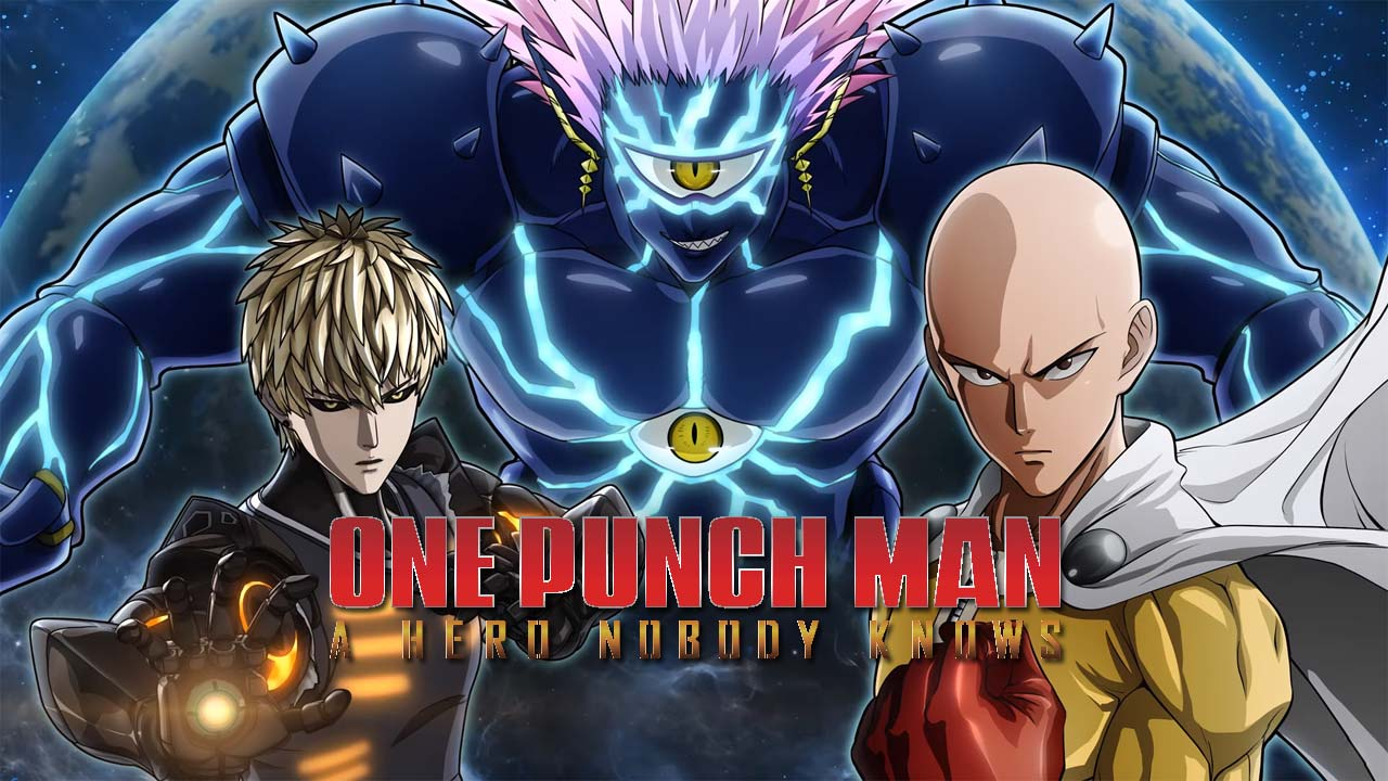 Photo of One Punch Man: A Hero Nobody Knows – Launch-Trailer