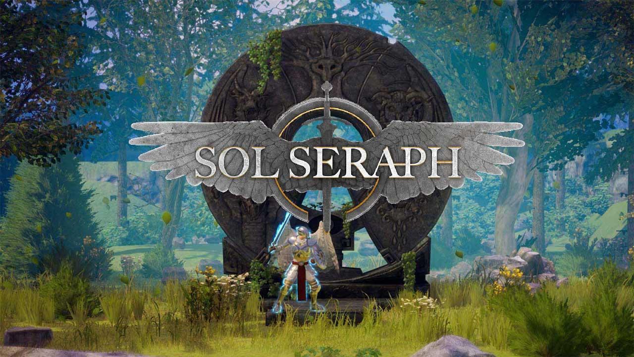 Bild von SolSeraph – Launch-Trailer des Fantasy-Action-Adventures