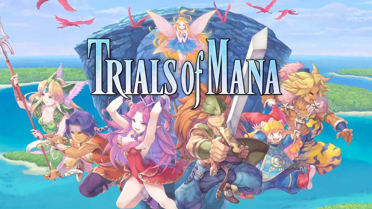 Photo of Collection of Mana für Nintendo Switch veröffentlicht, Trials of Mana erhält ein Remake