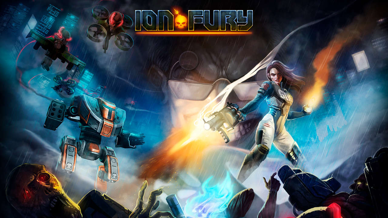 Bild von Ion Fury – Launch-Trailer des Old-School-Shooters