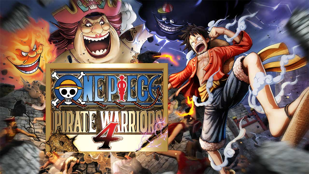 Bild von One Piece: Pirate Warriors 4 – Trailer zeigt Kaido und Big Mom
