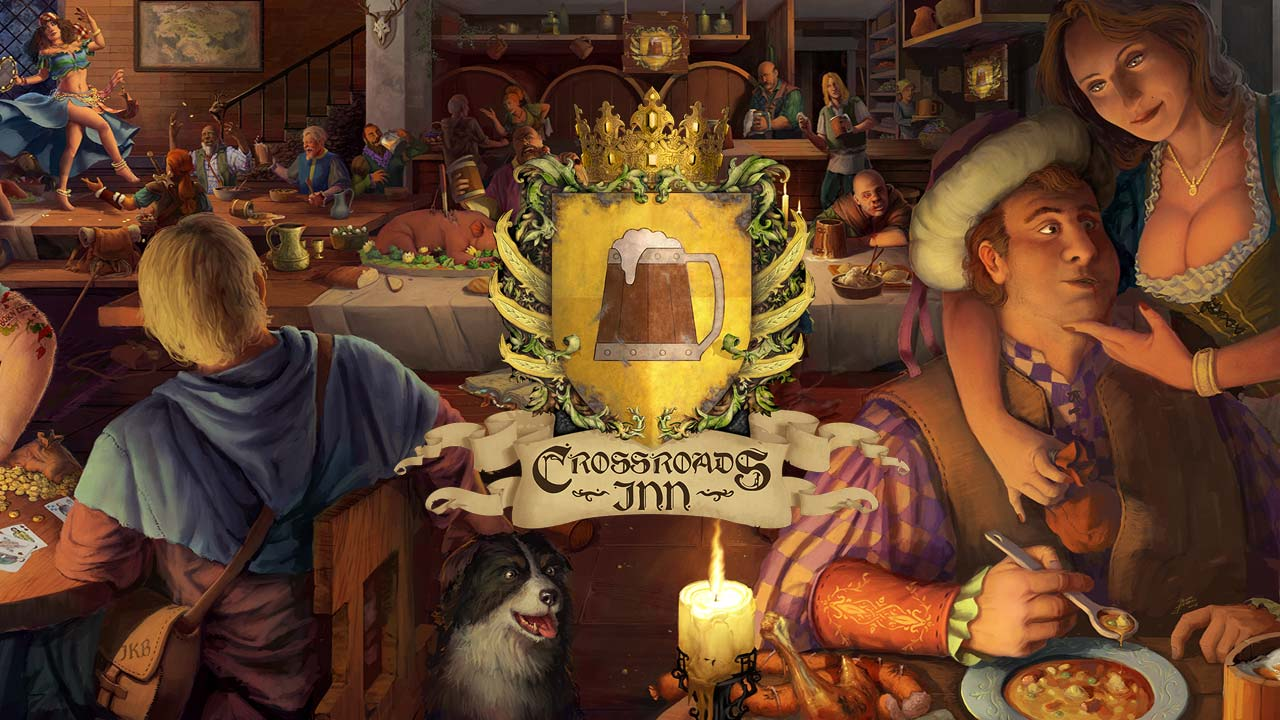 Photo of Crossroads Inn – Launch-Trailer und Post-Release-Roadmap