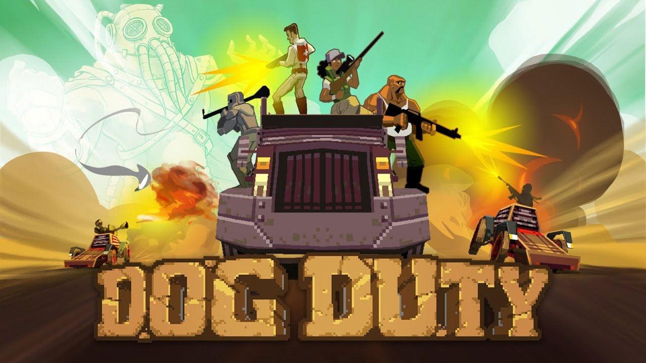 Photo of Dog Duty – Release-Termin für PC und Konsolen steht fest