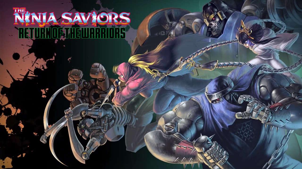 Photo of The Ninja Saviors: Return of the Warriors – Neues Gameplay, Release-Termine für PS4 und Nintendo Switch