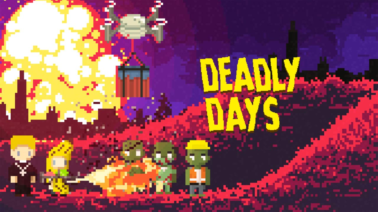 Bild von Deadly Days – Launch-Trailer der Nintendo Switch-Version