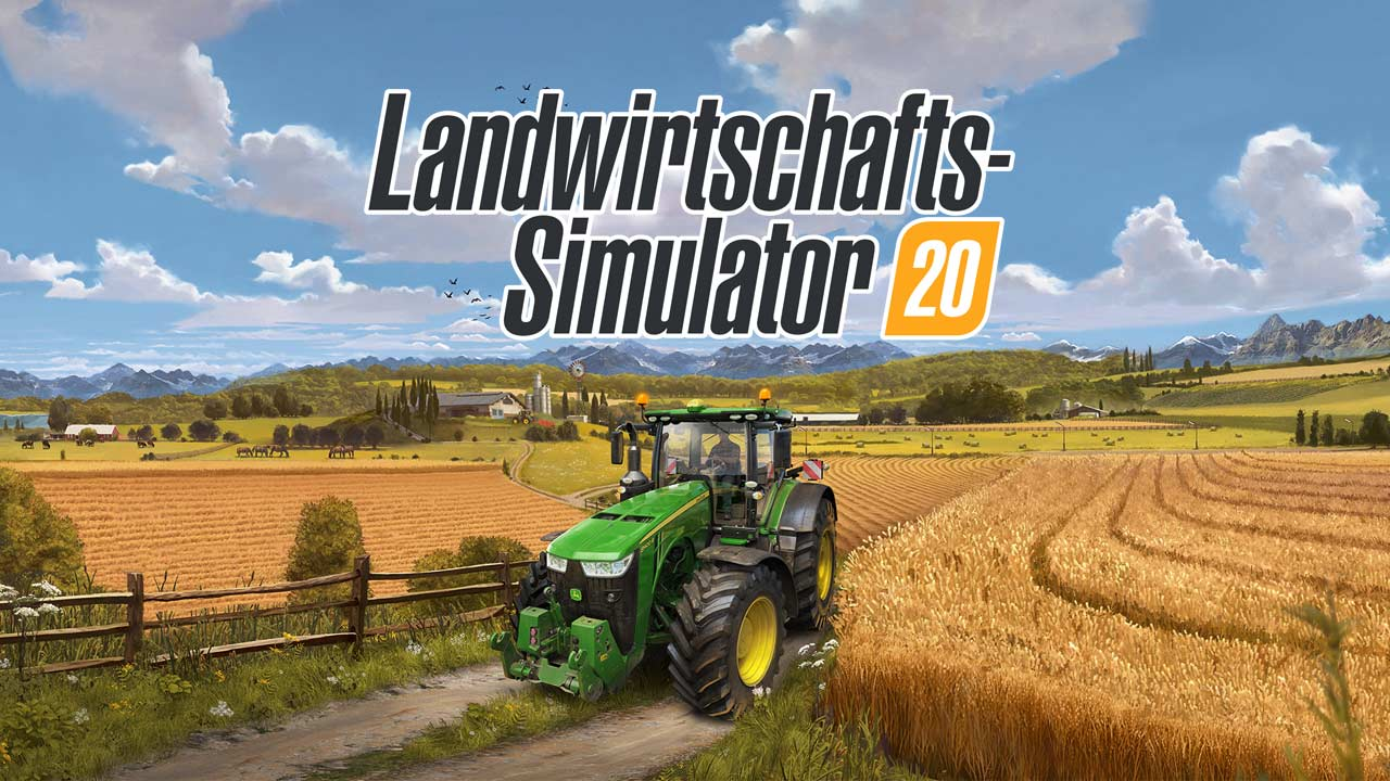 Photo of Landwirtschafts-Simulator 20 – Launch-Trailer zum Release