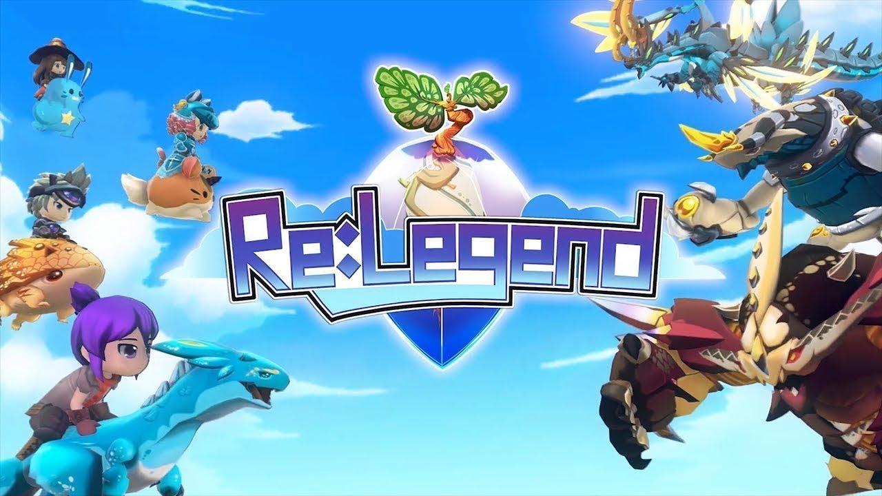 Bild von Re:Legend landet im Early Access-Programm auf Steam