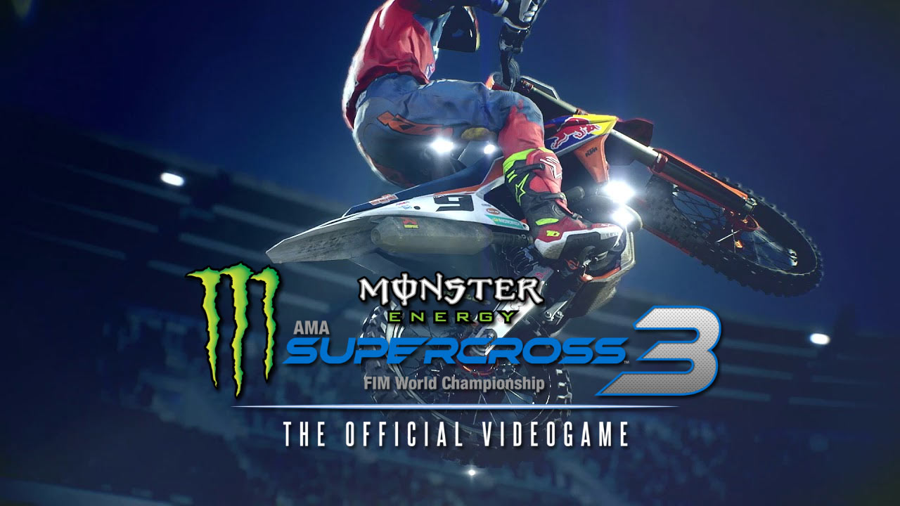 Photo of Monster Energy Supercross – The Official Videogame 3 – Neuer Trailer
