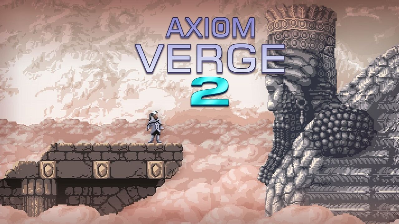Photo of Axiom Verge 2 erscheint 2020 für die Nintendo Switch