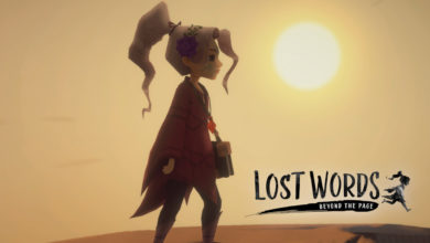 Photo of Lost Words: Beyond the Page – Gameplay-Trailer des Adventures