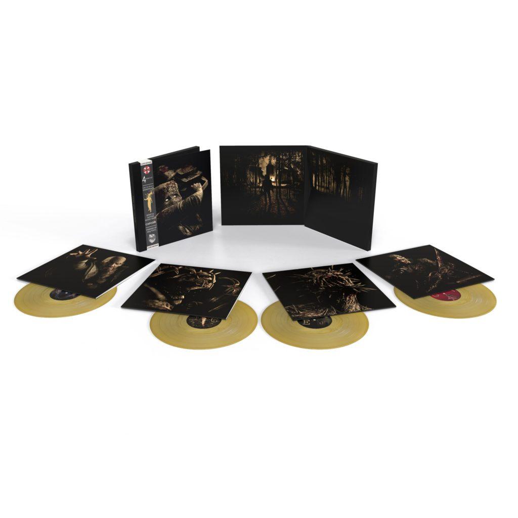 Resident Evil 4 Soundtrack Vinyl