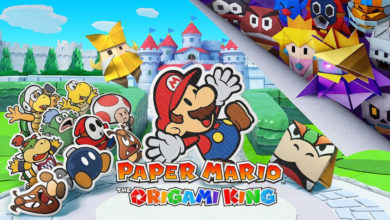 Photo of Paper Mario: The Origami King für Nintendo Switch angekündigt, Release bereits im Juli