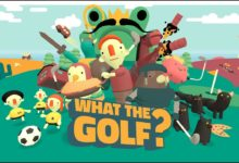 Photo of What The Golf? – Soundtrack des schrägen Anti-Golf-Spiels erscheint auf Vinyl
