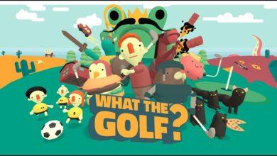Photo of What The Golf? – Soundtrack des schrägen Anti-Golf-Spiels erscheint auf Vinyl