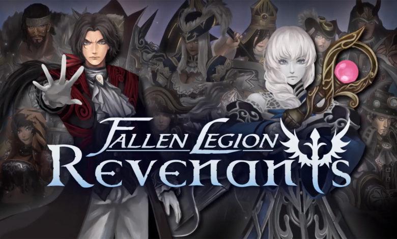 Fallen Legion: Revenenants
