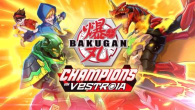 Bild von Bakugan: Champions von Vestroia für Nintendo Switch angekündigt